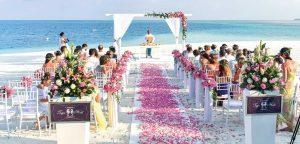 Matrimonio en el Caribe